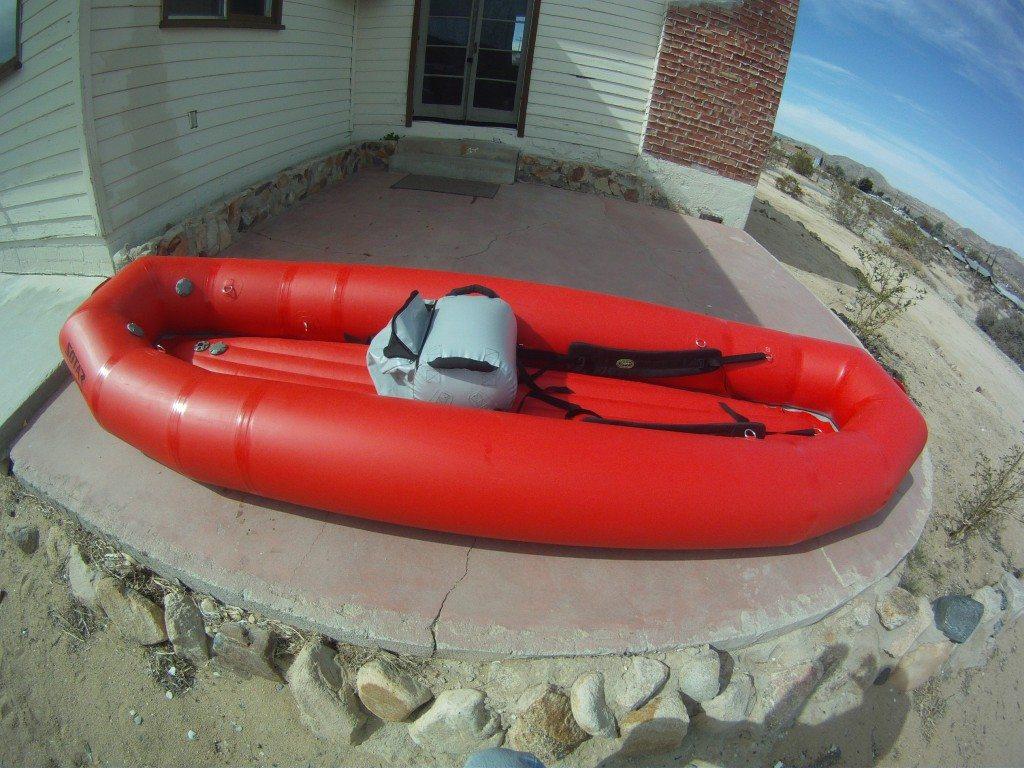 Sotar ATV Kayak